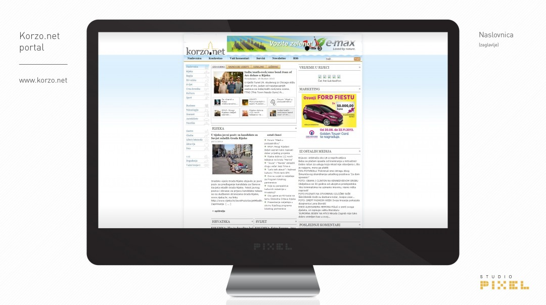 Korzo.net