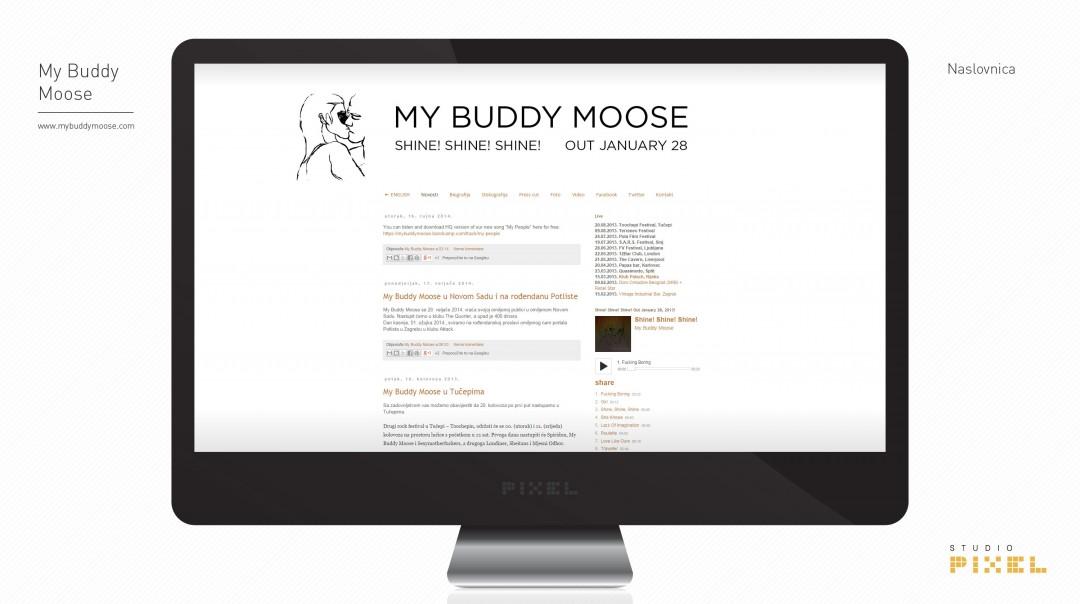 My Buddy Moose