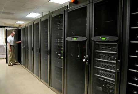 Hosting i Server