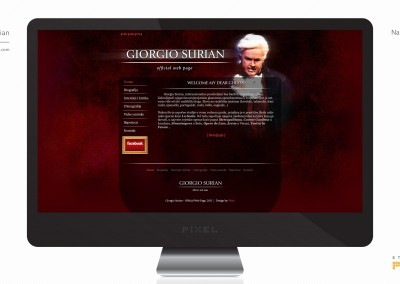Giorgio Surian – Operni pjevač