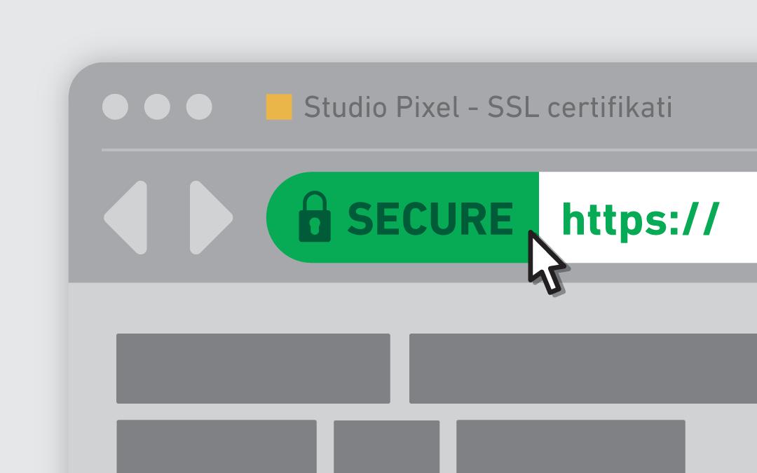 SSL certifikatom dokazujete da ste povjerljiva i legitimna organizacija